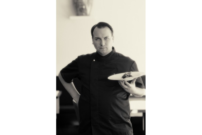 Tim Raue , Tim Raue Restaurant , holmsohn, eat!berlin, Rudi Dutschke Strasse
