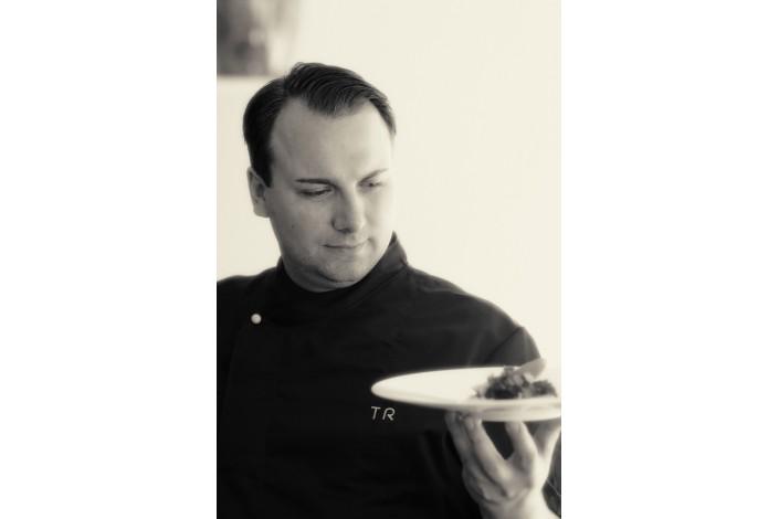 Tim Raue, Kolibri, Tim Raue Restaurant, holmsohn portrait