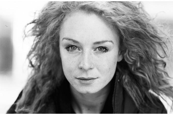 Schwarz Weiß actress Furlani  Berlin holmsohn